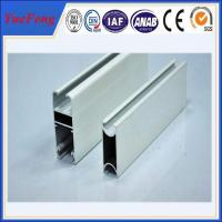 Buy cheap Hot! OEM/ODM aluminum frames door parts with glass panel, aluminum door frame extrustion from wholesalers