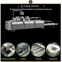 Buy cheap Healthy Cereal Bar Equipment Automatic Granola Bar Cutting 1 Year By Free from wholesalers