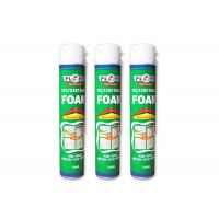 Wholesale Multi Purpose PU Foam Spray High Bonding Strength Heat Resistant Sealant from china suppliers