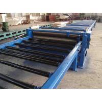 Buy cheap Professional 6X1600 light pole plate slitting machine / cutting machine product
