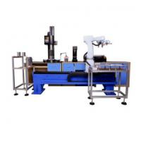 Robotic Testing System  with Mixer to achieve monitor the dispersion Manufactures