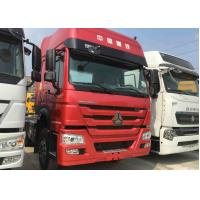 Buy cheap 336HP 371HP 420 HP Tractor Head Trailer , 6x4 8x4 Prime Mover Vehicle from wholesalers