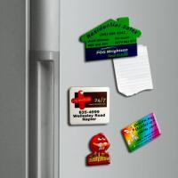 Buy cheap Customized Paper Fridge Magnet Sticker from wholesalers