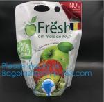 Buy cheap Aluminum Foil Bag In Box 5l Aseptic Bags For Fruit Juice,Aseptic Wine Bag In Box Liquid Packaging Aseptic Soap Milk Juic from wholesalers