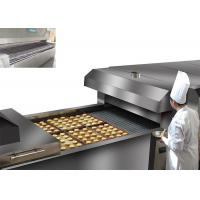 Buy cheap Automatic Tunnel Gas Conveyor Pizza / Hamburger / Toast / Baguette Oven from wholesalers