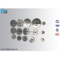 Buy cheap GB1003-2006 3-Phases Plug and Socket-Outlet Go Not Go Gauges with Calibration Certificate from wholesalers