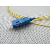 Buy cheap SC APC Duplex Single Mode or Multi Mold Optical Fiber Patch Cord 9/125 50/125 62.5/125 from wholesalers