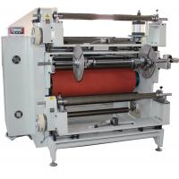 automatic hot laminating machine with metal oil filled cylinder heating that max width 1000mm Manufactures
