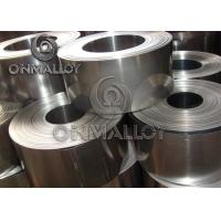 Buy cheap Standard Invar 36 Alloy Low Expansion Alloys Nikon - Iron Alloy Oxidation Color from wholesalers