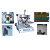 Buy cheap linear moving single-position Automatic fpc welding machine CWPP-1A from wholesalers