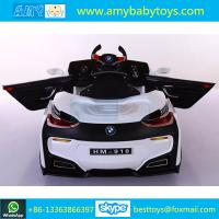 China China New Factory Wholesale Hot Sale New Model High Quality Passed CE EN71 BMW Kids Electric Car Children Toys Car on sale
