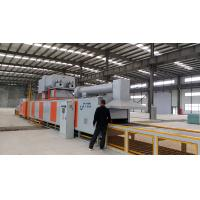 Buy cheap Electrostatic Industrial Paint Curing Oven Gas Fired Low Power Consumption from wholesalers