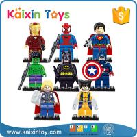 Buy cheap building blocks hot toys for kids minifigures online from wholesalers