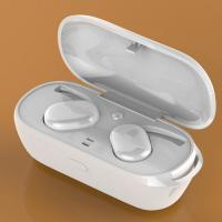 Buy cheap TWS Bluetooth Earphone 5.0 wireless sports earphones Touch Control Ear Stereo Bluetooth Headset with Charging box from wholesalers