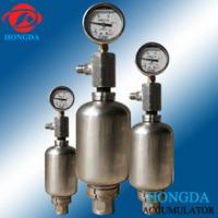 Buy cheap stainless steel accumulator for water system hydraulic system and pump system from wholesalers