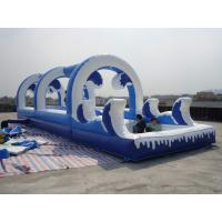 Buy cheap Simple Design Inflatable  Slip and Slide from wholesalers