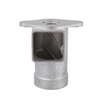 Buy cheap Inox stainless steel investment casting products hign end standard foundry from wholesalers