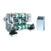 Buy cheap Slitter Rewinding Machine For BOPP, PET, CPP, CPE, PVC, Aluminum Foil, Paper product