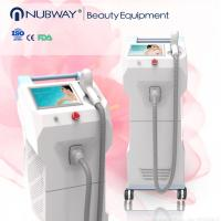 Buy cheap CE approved 808nm diode laser hair removal machine for clinics/ spa from wholesalers