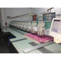 High Speed Computer Embroidery Machine For Hats , Embroidery Printing Machine Manufactures