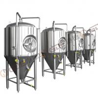 300 BBL Beer Fermenter Home Microbrewery Equipment Manufactures