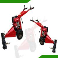 Buy cheap Anti-Slip Feature and Petrol/Diesel Power Type sickle bar mower /Mini tractor scythe mower from wholesalers
