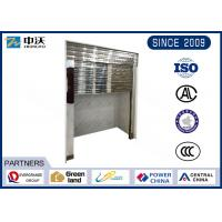 Wholesale Custom Made Fire Rated Roller Shutter Doors / Industrial Fire Rated Window Shutters from china suppliers