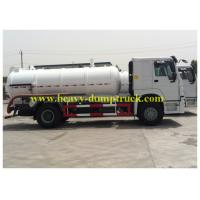 Buy cheap Waste Management Garbage Truck  Sinotruk CDW  4x2 164 hp Euro III in Vacuum from wholesalers