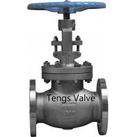 Buy cheap Cast stainless steel bolted cover flanged handwheel globe valve from wholesalers
