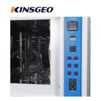 Buy cheap 225L Stainless Steel Plate SUS304 Three Box Temperature Humidity Thermal Shock Test Chamber from wholesalers