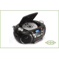 Buy cheap Remote Control Portable DVD Radio Player , DVD Boombox Player With Stereo Speaker from wholesalers
