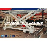 Wholesale 14m 1000kg SJG Type Hydraulic Lift Platform / Customized Stationary Electric Scissor Lift from china suppliers