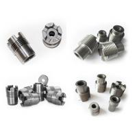 K30/YG8 Threaded Tungsten carbide nozzles for oil drill bits