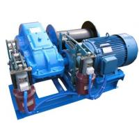 Buy cheap Hydraulic Cable Capstan Winch from wholesalers