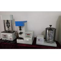 Buy cheap Clay Absorption Blue Measuring Foundry Sand Testing Equipment Ultrasonic Divergence from wholesalers