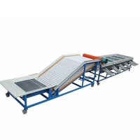 Buy cheap 8 Tons One Hour 6 Levels Automatic Garlic Fruit Grading Machine By Size from wholesalers