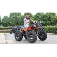 Buy cheap Air Cooled Four Wheeler Atv 44.9 Wheelbase , 150cc 4 Wheeler Quads For Adults from wholesalers