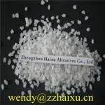 Buy cheap white fused aluminum oxide abrasive powder for Surface finish haixu abrasives from wholesalers