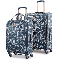 Wholesale Reinforced Handle 210D Polyester Soft Trolley Luggage from china suppliers