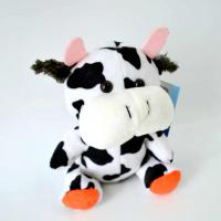 China Cute Plush Toys for baby, Cute Little Cow Plush. on sale