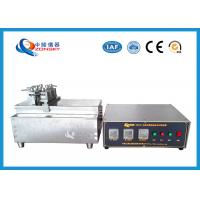 Buy cheap IEC60811 Wire Cable Low Temperature Tensile Testing Apparatus from wholesalers