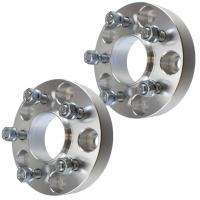 Wholesale Silver Color Car Wheel Spacers Wheel Hub Centric Spacer Adapters For BMW E36 46 from china suppliers