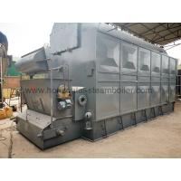 Buy cheap Hot Biomass Briquette Fuel Boiler Industrial Biomass Chain Grate Steam Boiler from wholesalers