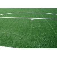 Buy cheap High Elasticity Realistic Synthetic Turf For School Track / Artificial Grass Rug from wholesalers