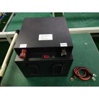Buy cheap 48V 100ah Golf Cart Battery Solar Power Battery Electric Boat Yacht Lithium Battery from wholesalers