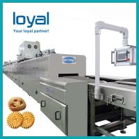Buy cheap Small cellophane wrapping machine,small scale biscuit machine,automatic biscuit machine from wholesalers