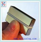 Buy cheap neodymium block magnets n52 from wholesalers