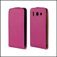 Buy cheap Factory price!!!!Genuine Leather colorful Mobile Phone Case Cover for Huawei G510 from wholesalers