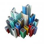 Buy cheap Anodized Sliding Wardrobe Door 6063 Window Aluminium Profile from wholesalers