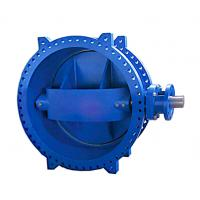 Buy cheap Easy Installation High Performance Butterfly Valves / Double Eccentric Butterfly Valve from wholesalers